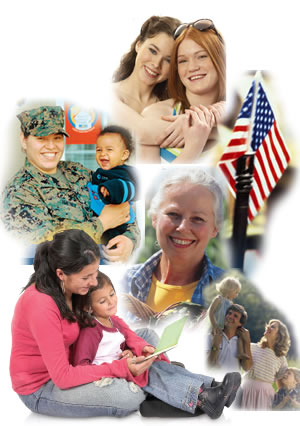 The Women of the American Legion Auxiliary